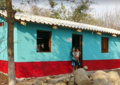 (2019-2021) «PROYECTO «Ban Chuinklal» (El buen vivir) Mejora de las condiciones de acceso a un hábitat domiciliar saludable de la población más vulnerable del departamento de Retalhuleu (Fase 6)»