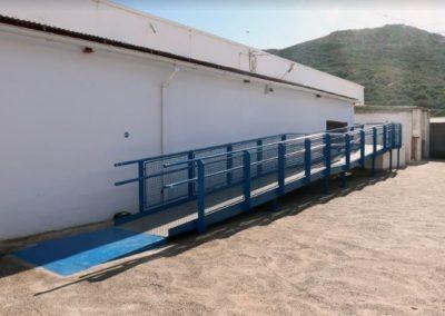 (2018-2019) «Asesoría técnica para construcción de una rampa»