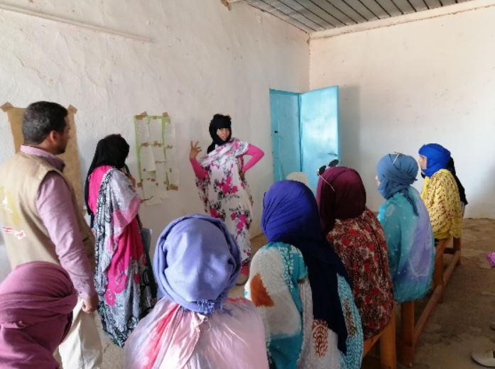 ¡Activo! «Misión exploratoria en los territorios liberados del Sáhara Occidental. Zona de Zemur y Plan Barrio en la ciudad de Tifariti»