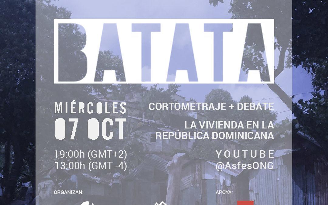 BATATA: El derecho al hábitat en República Dominicana