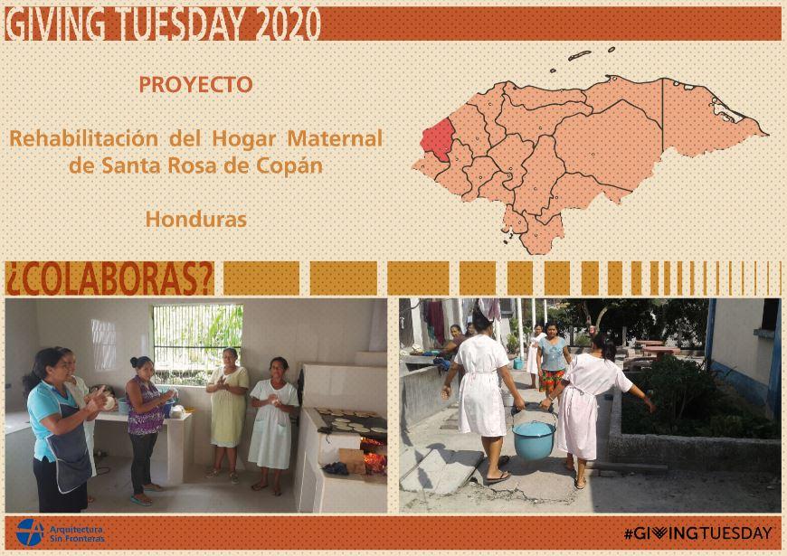 ¡SígueLO! «Hogar Maternal en Honduras»