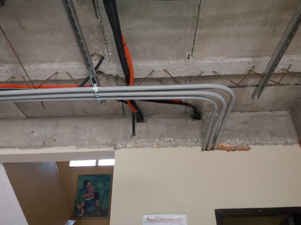 Instalación eléctrica F4-1