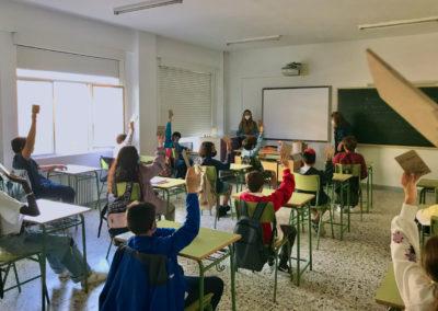 ¡Activo! «Investigación – Acción – Formación para fortalecer la educación e integración del derecho al hábitat en centros educativos de secundaria y entre agentes multiplicadores clave en Galicia. Fase 2»