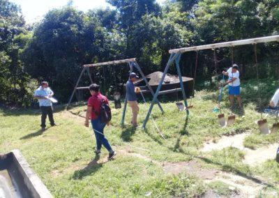 (2020) «Fortalecimiento de las condiciones de seguridad alimentaria y socio educativas de 8 comunidades rurales»