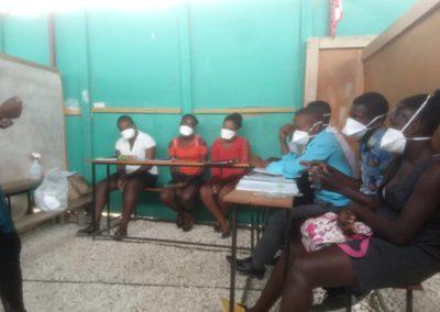 ¡ACTIVO! «La escuela, semilla de desarrollo comunitario: Mejora de la educación básica en la comunidad de Tè Nwa»